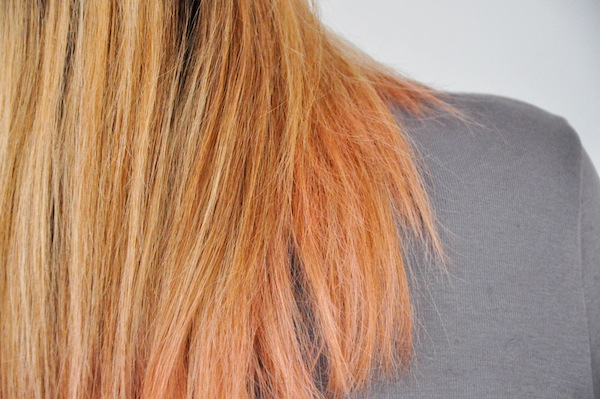Pink Ombre Kool Aid Hair Dye Blog A La Cart