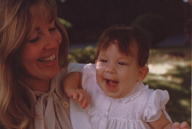 Happy Ashley baby